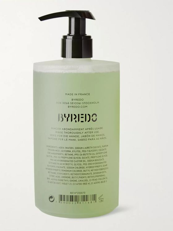 BYREDO Hand Wash - Vetyver, 450ml