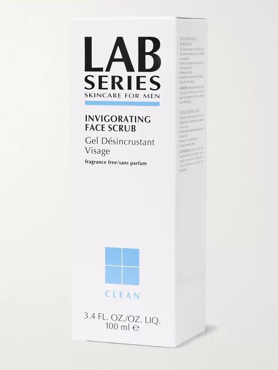 Lab Series Invigorating Face Scrub, 100ml