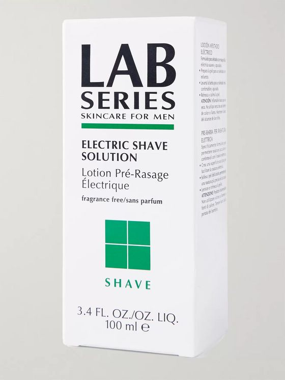 Lab Series Electric Shave Solution, 100ml