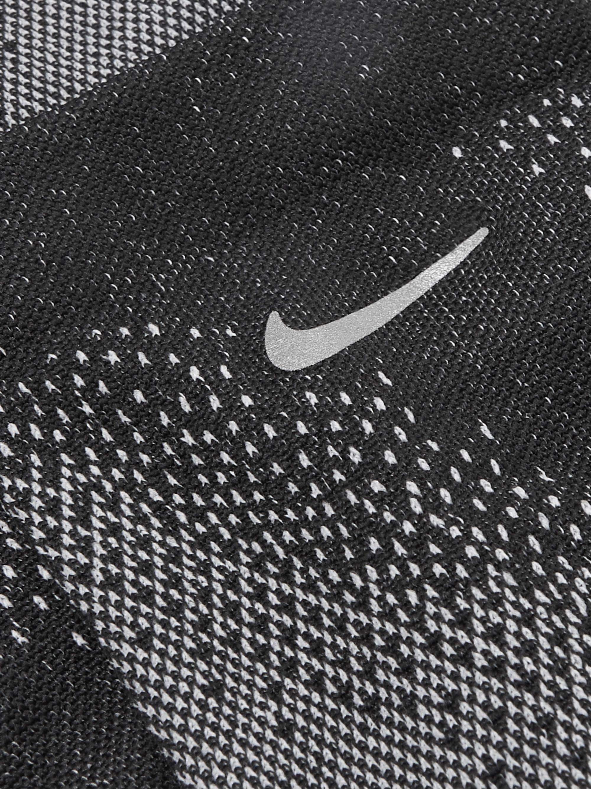 Nike Breaking2 Stretch-Mesh Running Sleeves