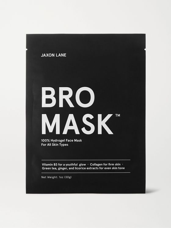 JAXON LANE Bro Sheet Mask x 4