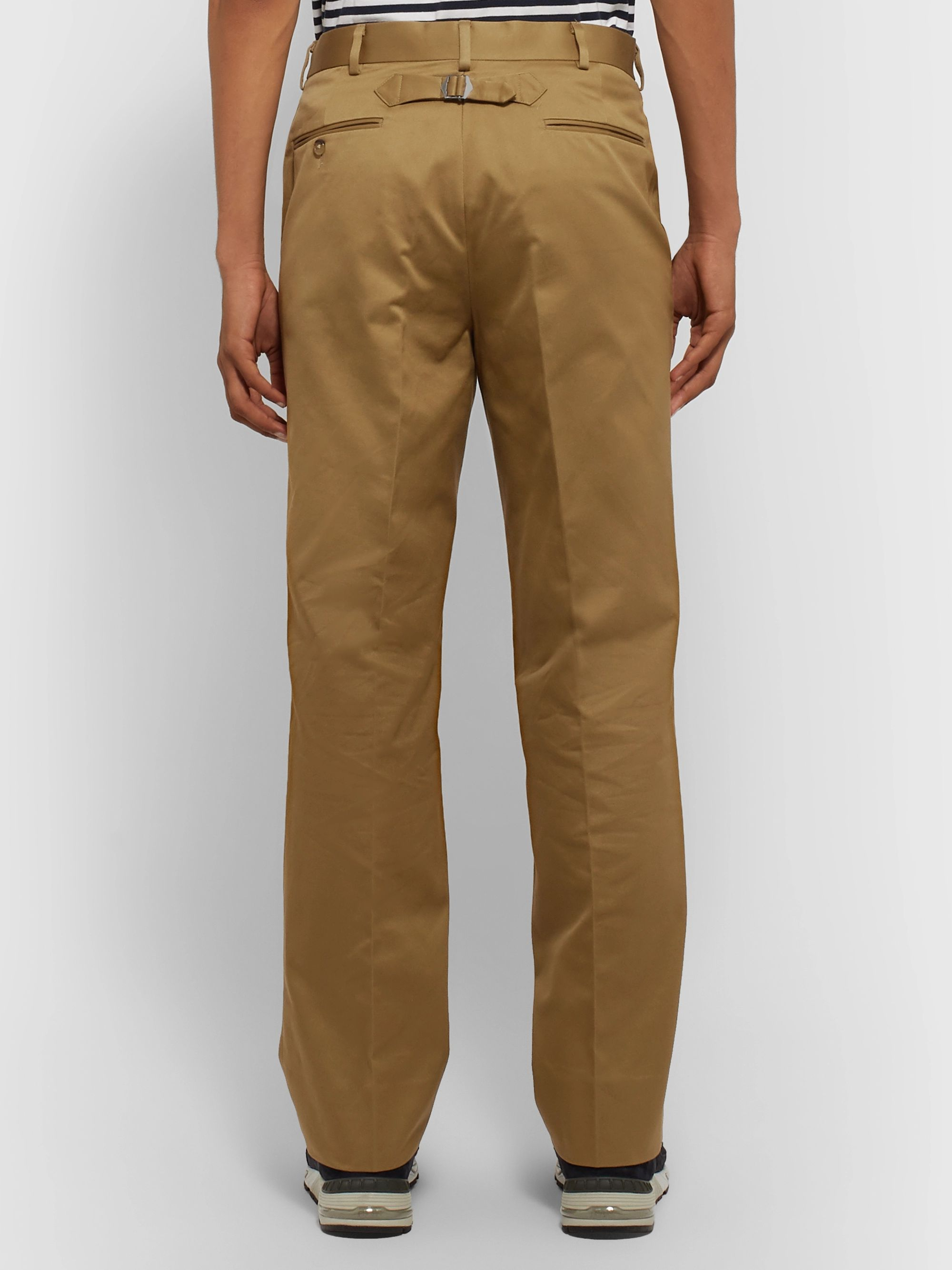 J.Press Cotton-Twill Trousers