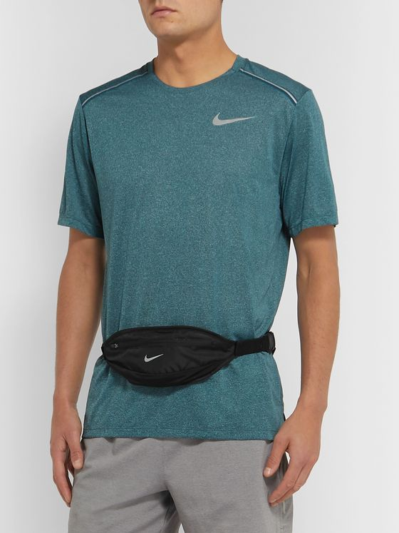 Nike Ripstop and Mesh Belt Bag