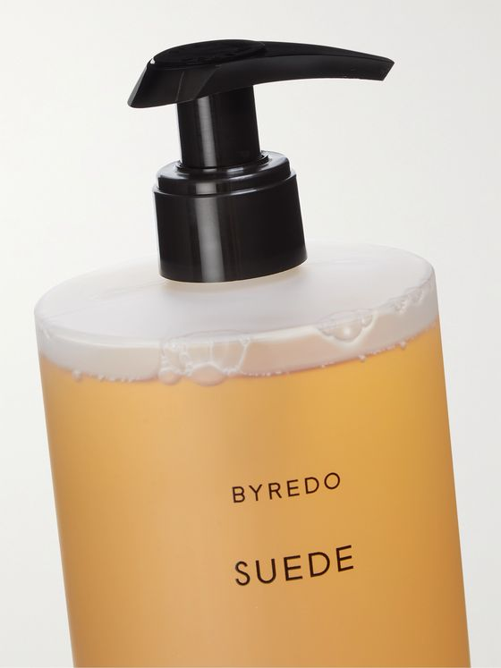 BYREDO Hand Wash - Suede, 450ml