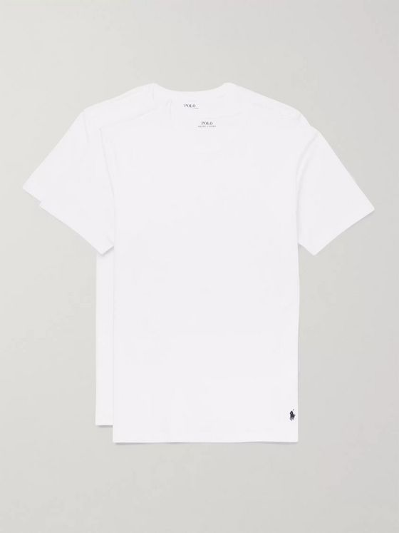 Polo Ralph Lauren Two-Pack Cotton T-Shirts