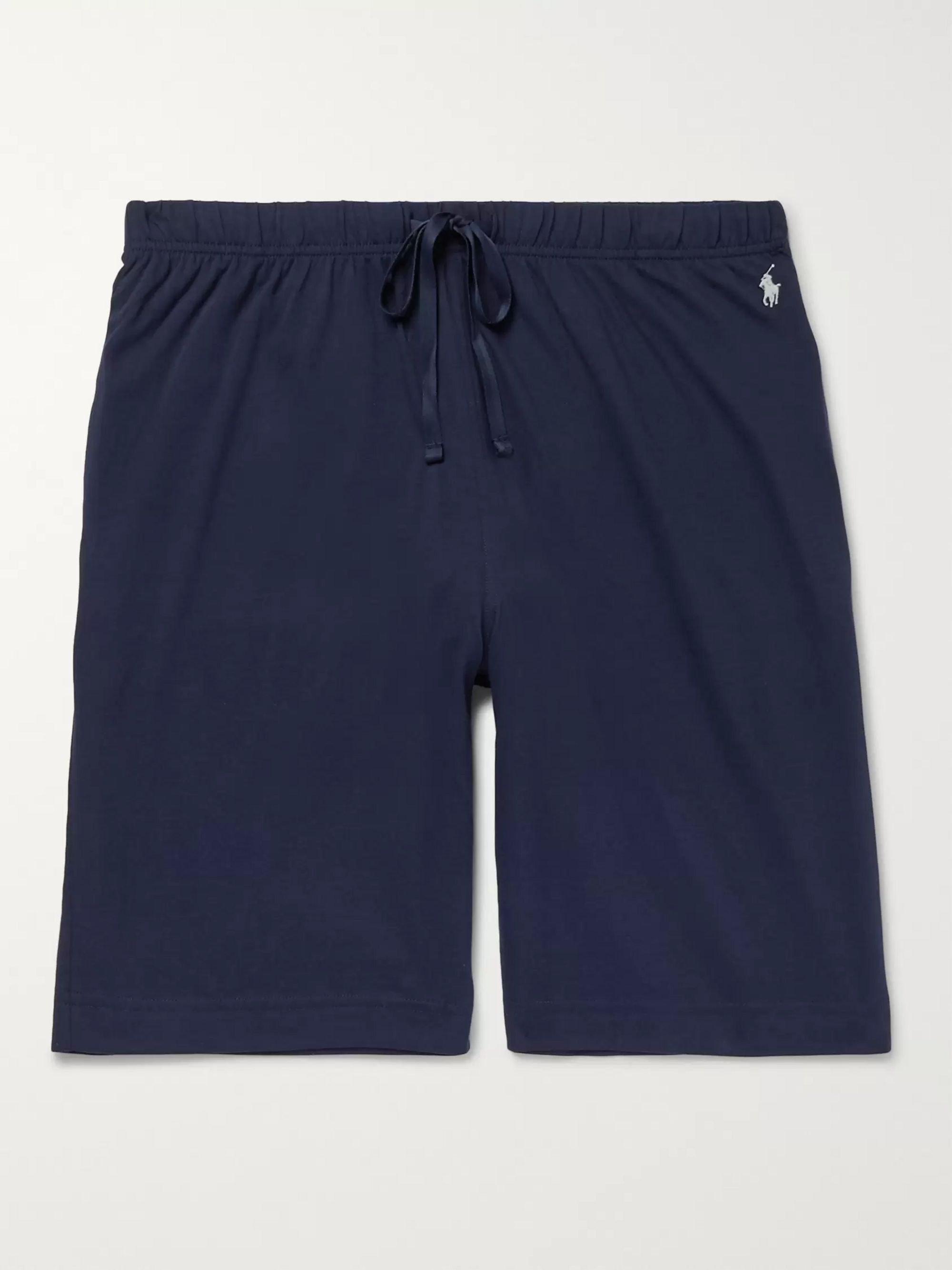 Polo Ralph Lauren Slim-Fit Cotton-Jersey Pyjama Shorts