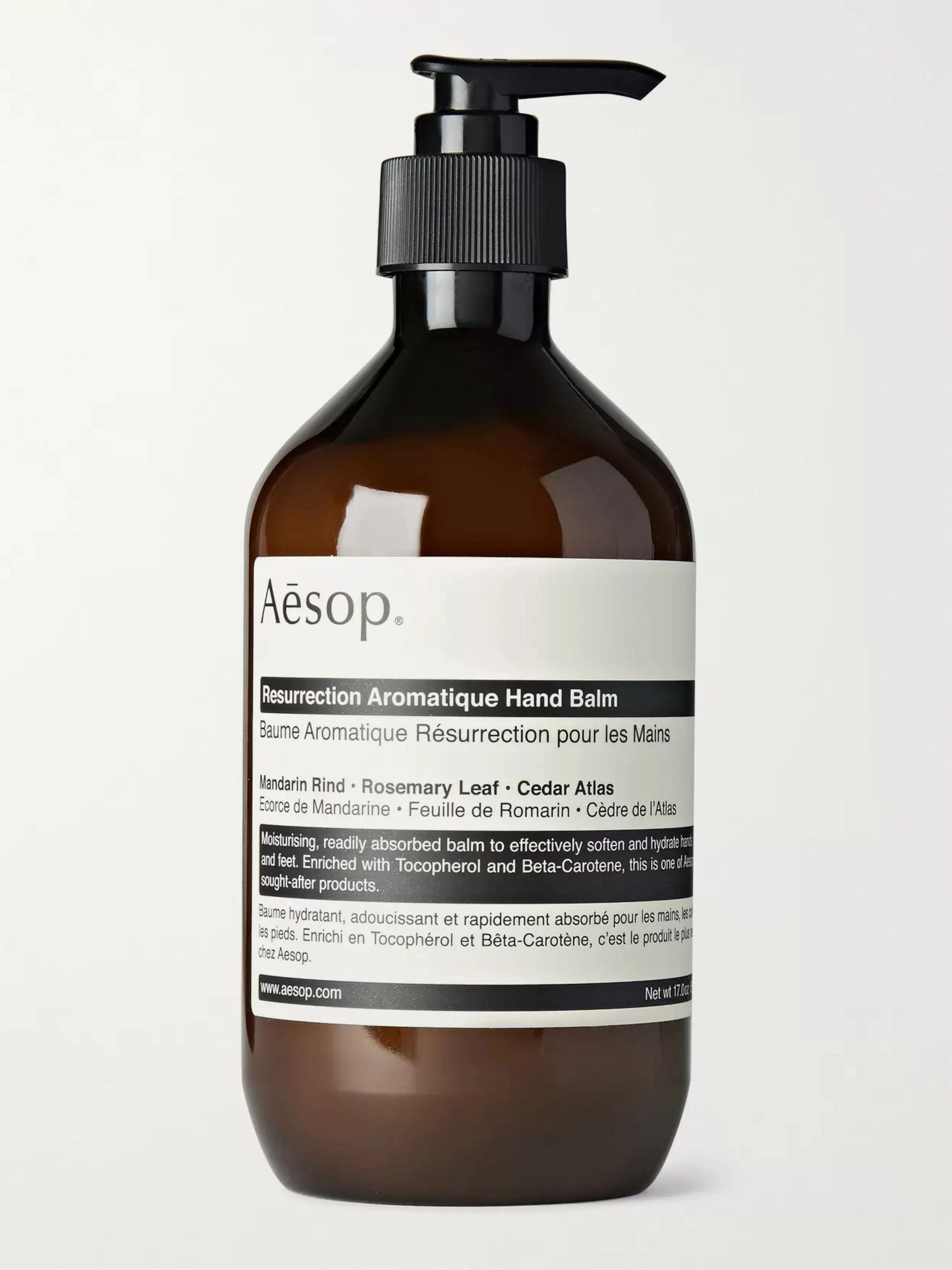 Aesop Resurrection Aromatique Hand Balm, 500ml