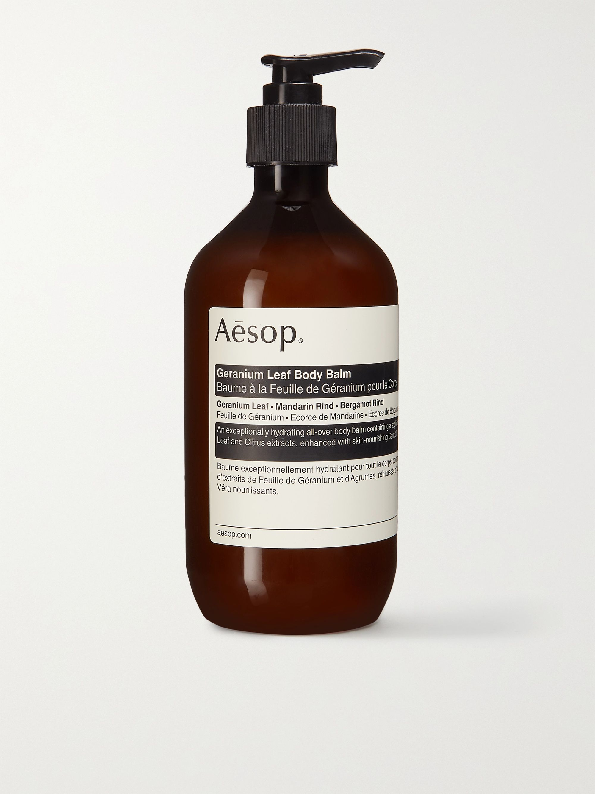 AESOP Geranium Leaf Body Balm, 500ml