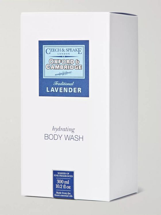 Czech & Speake Oxford & Cambridge Hydrating Body Wash, 300ml