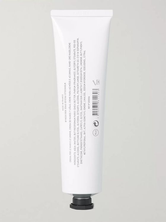 BYREDO Hand Cream - Vetyver, 100ml
