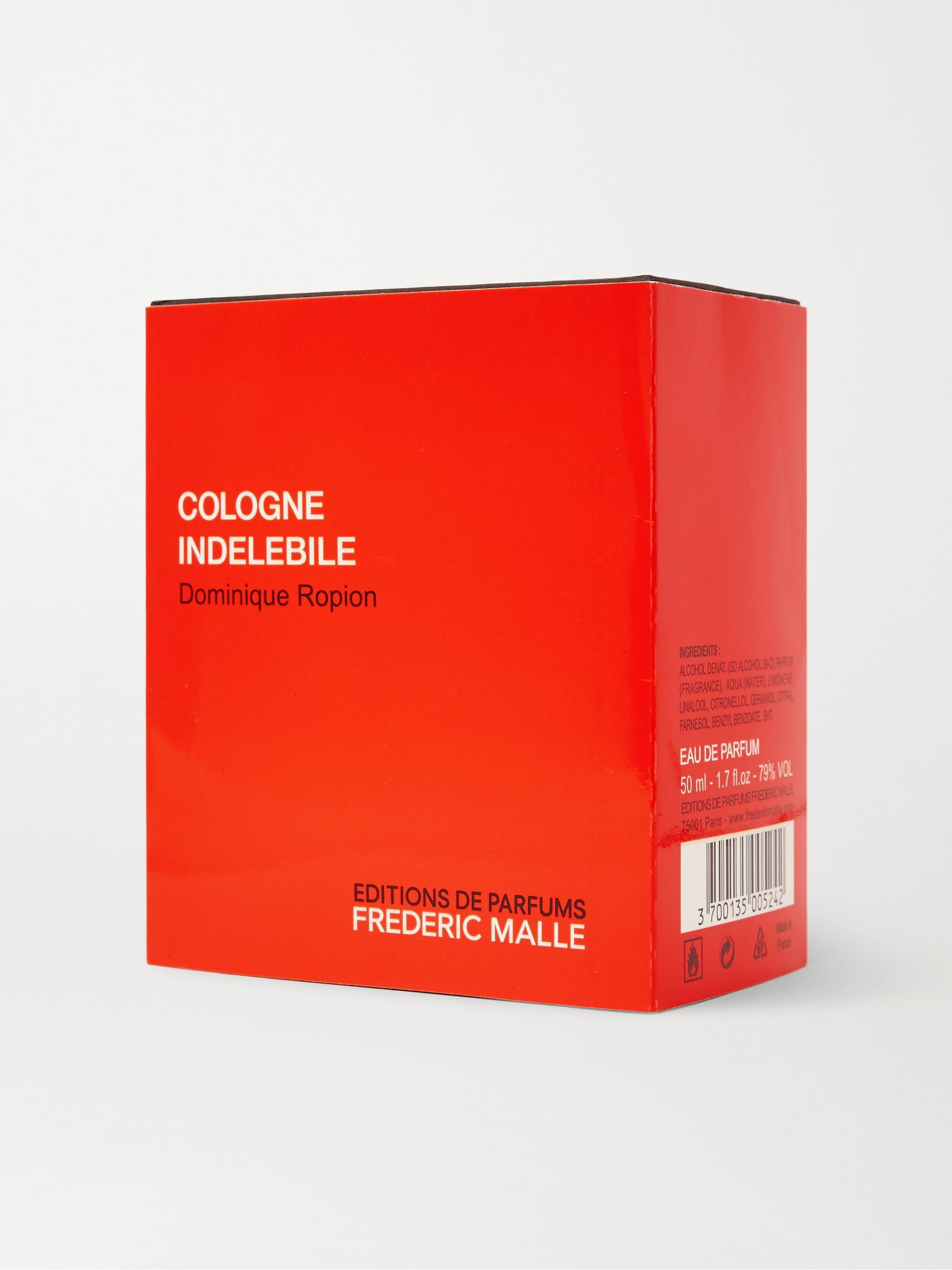 Frederic Malle Cologne Indélébile Eau de Parfum - Orange Blossom Absolute & White Musk, 50ml