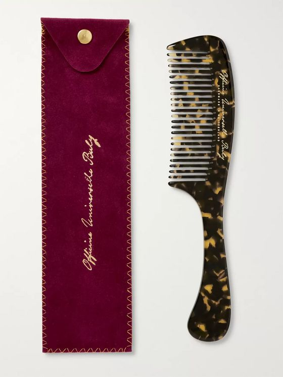 Buly 1803 Tortoiseshell Acetate Handle Comb