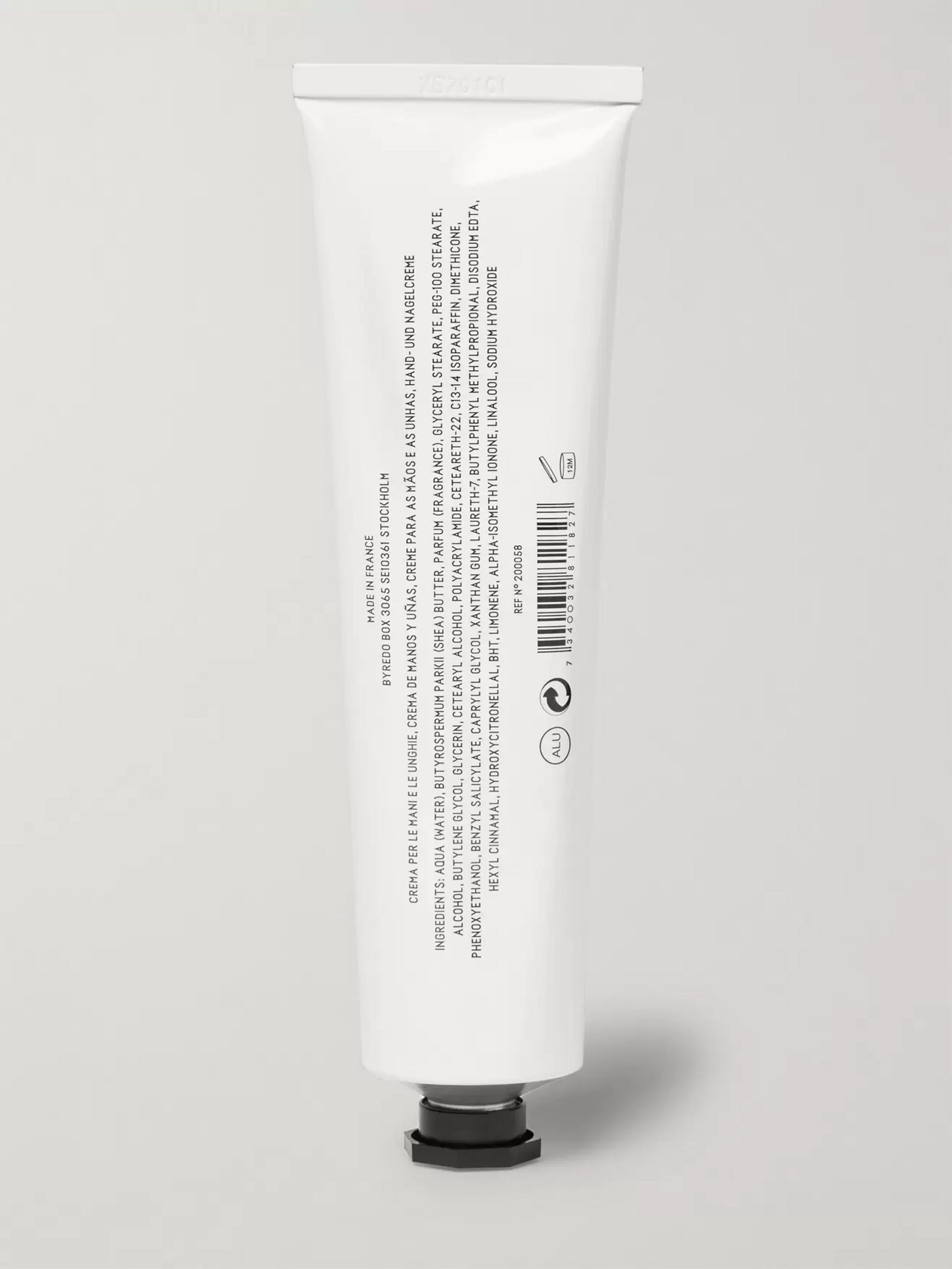 Byredo Suede Hand Cream, 100ml