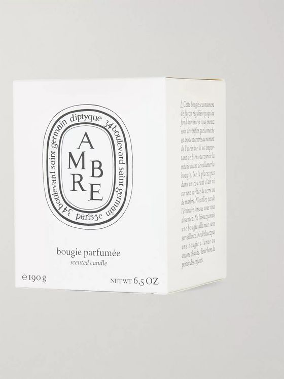 DIPTYQUE Ambre Scented Candle, 190g