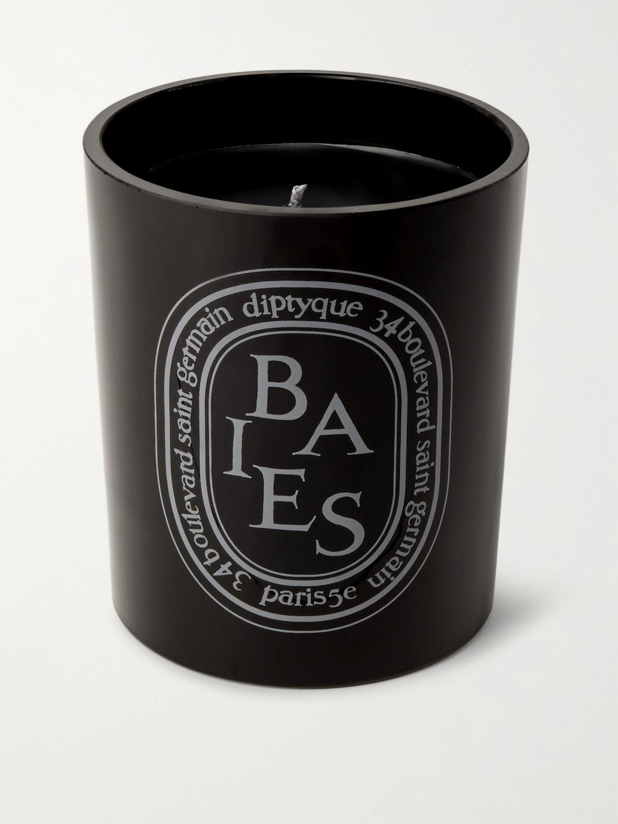 Black Black Baies Scented Candle, 300g | Diptyque | MR PORTER