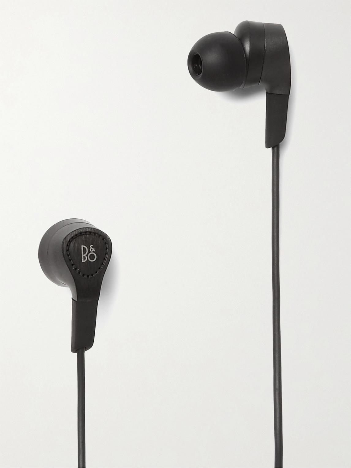 bang amp; olufsen - h3 earphones - black - men