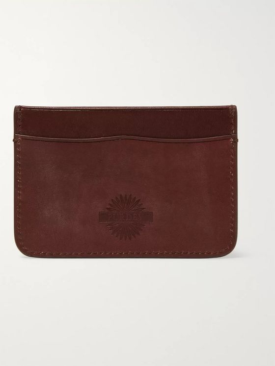 Purdey Leather Cardholder
