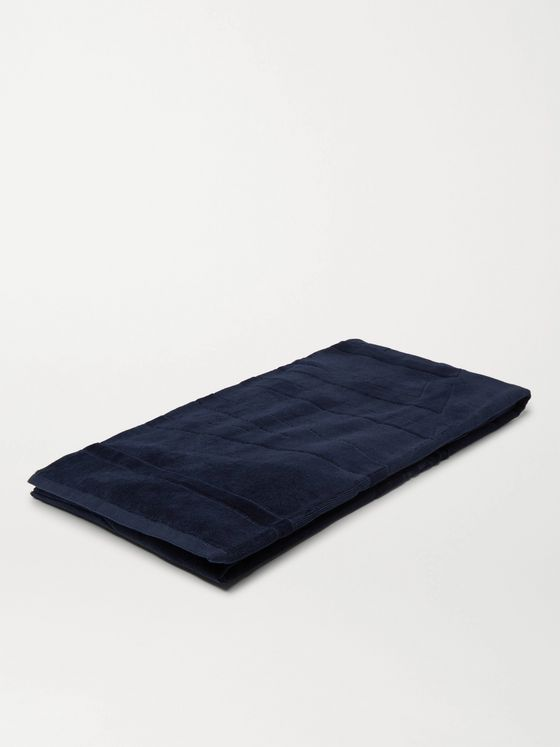 Vilebrequin Cotton-Terry Beach Towel