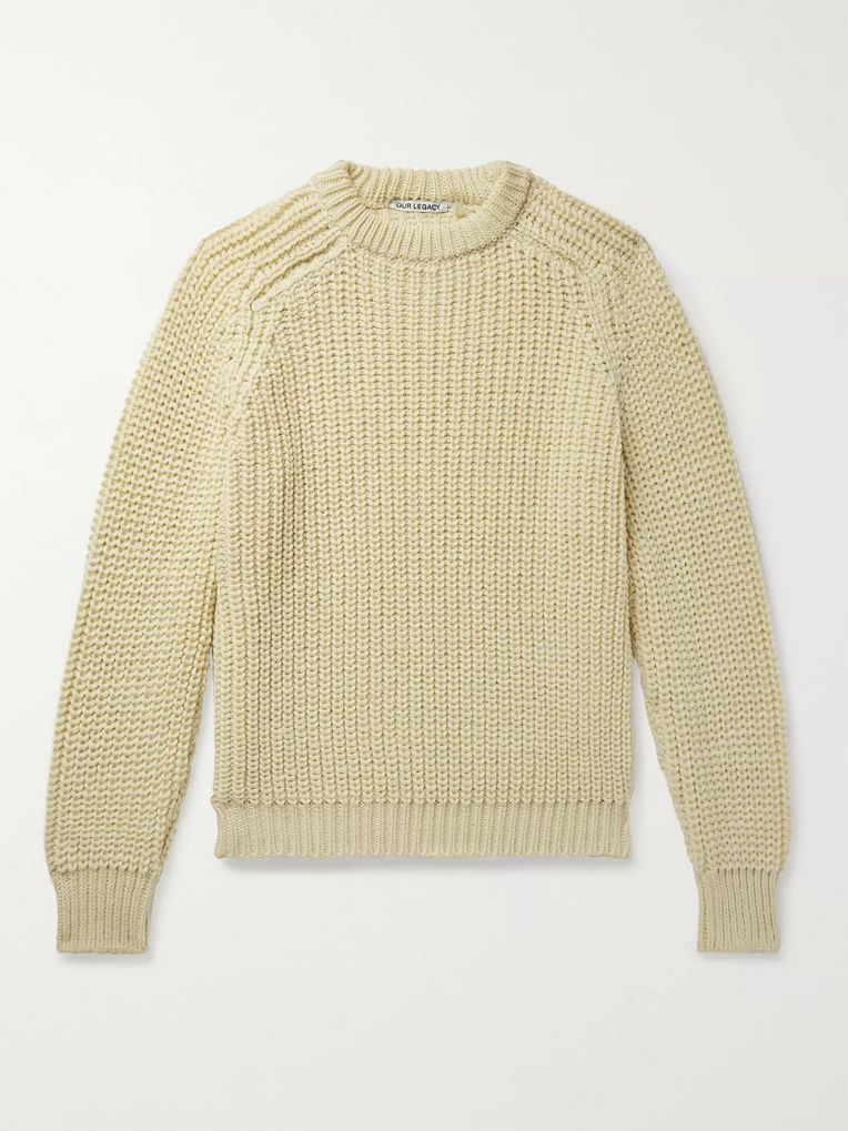 Our Legacy Cotton Sweater