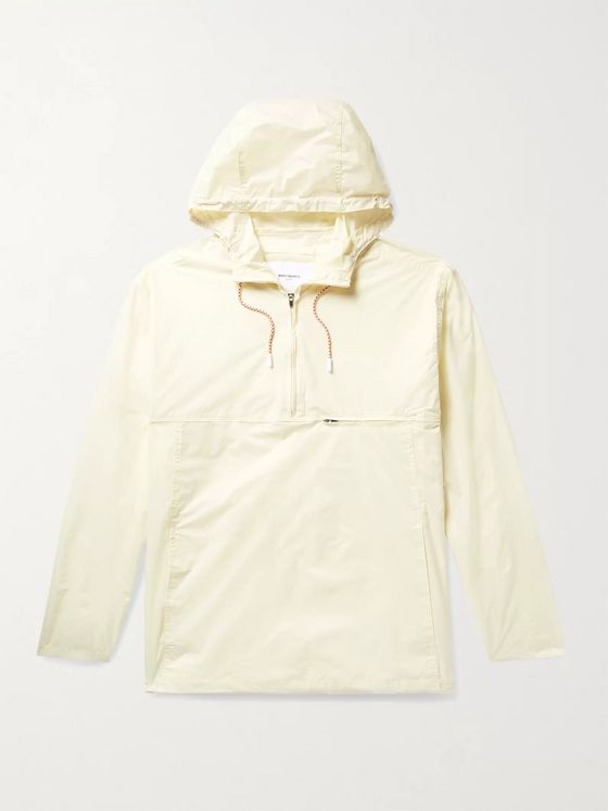 Norse Projects Marstrand Nylon Hooded Anorak