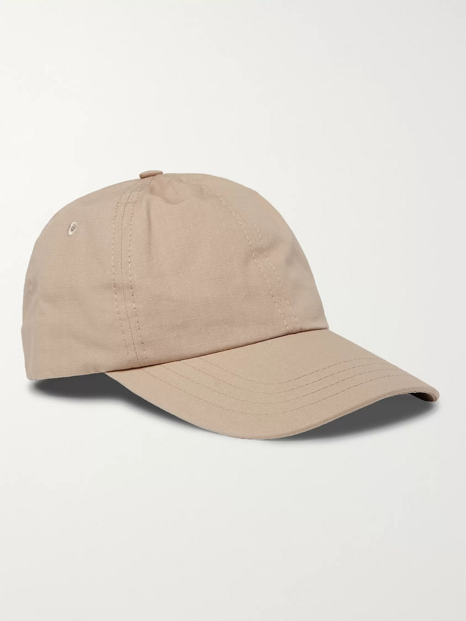 Folk Cotton-Ripstop Baseball Cap