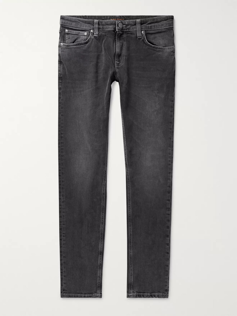 Nudie Jeans Skinny Lin Organic Stretch-Denim Jeans