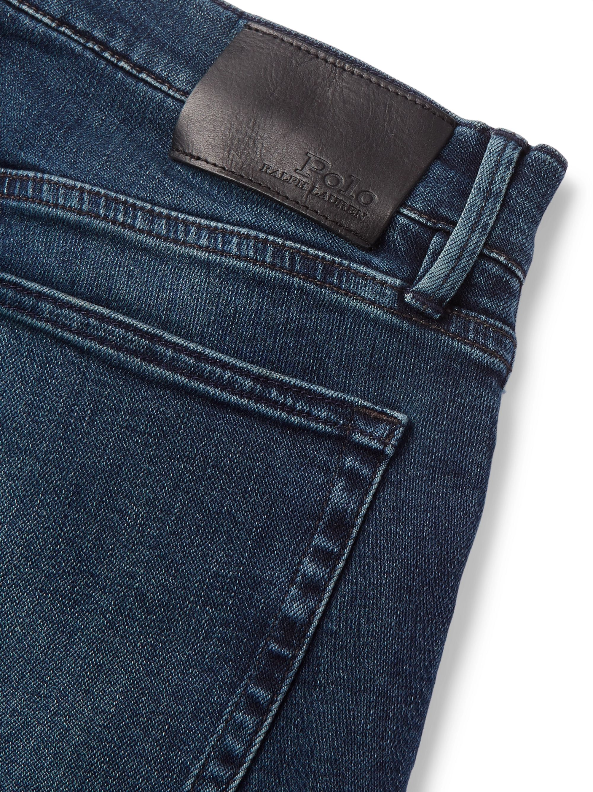 Sullivan Slim Denim Jeans Stretch Fit BerCxod