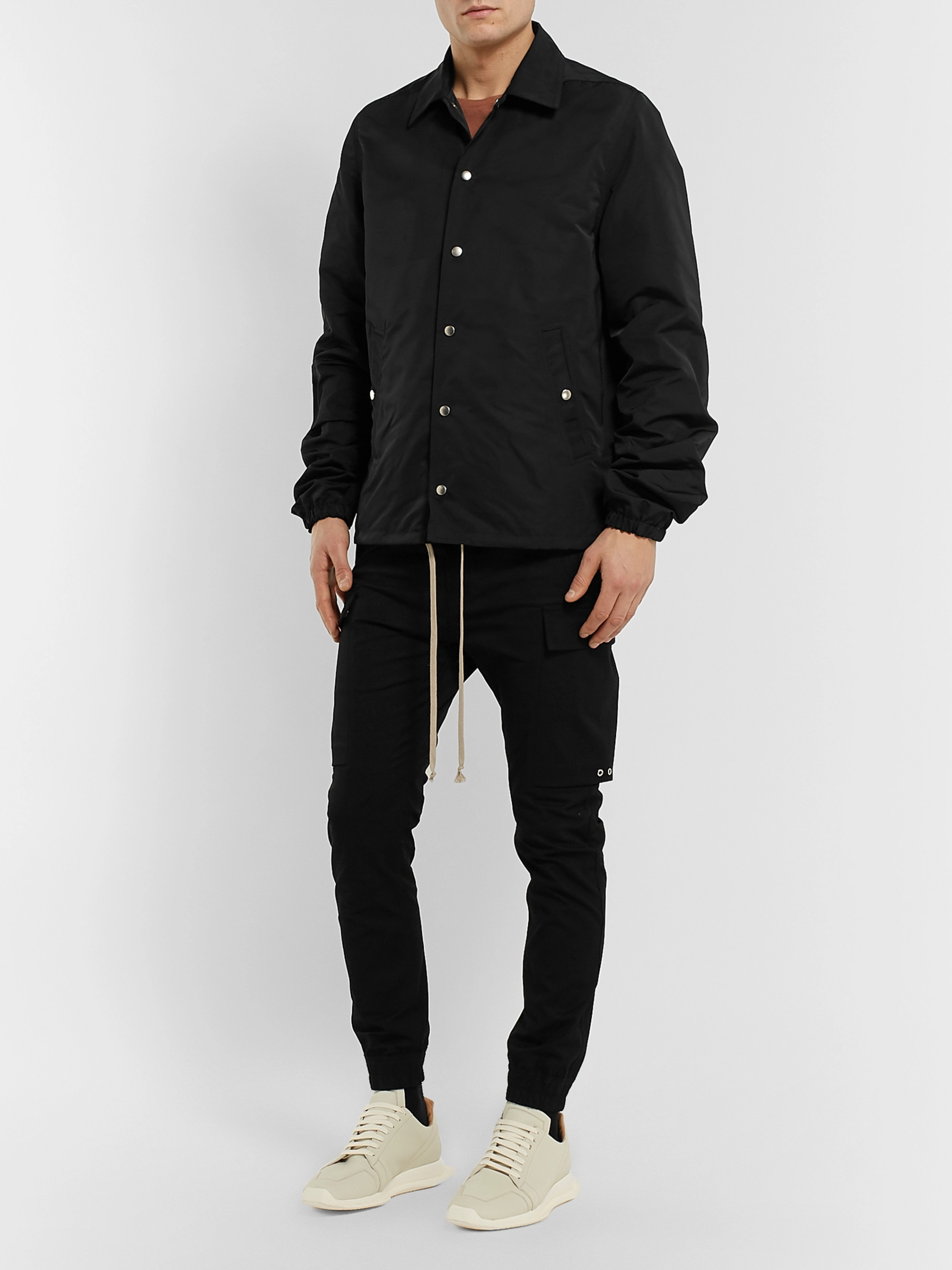 Rick Owens Tech-Shell Jacket