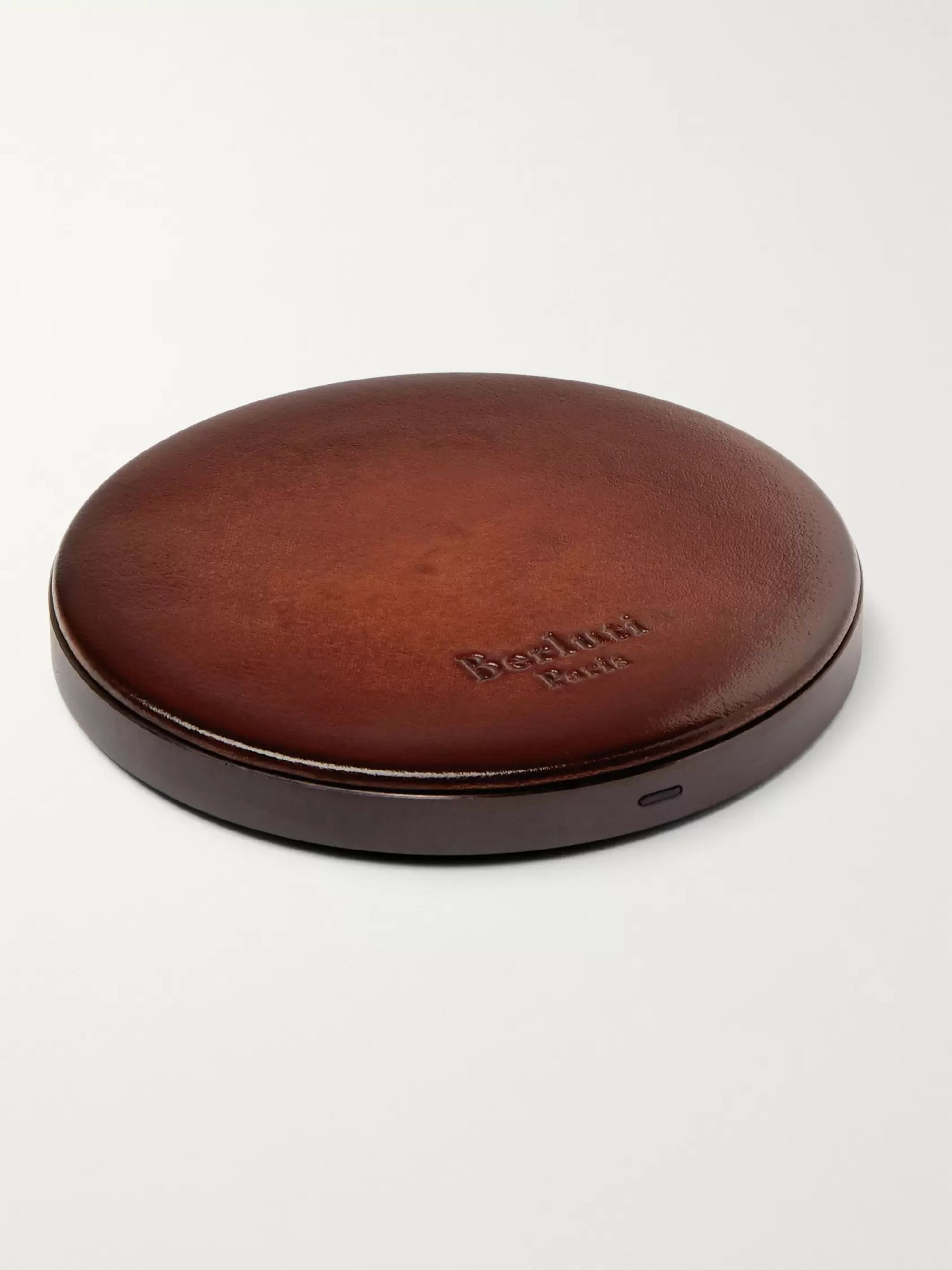 Berluti + Native Union Leather Charging Dock