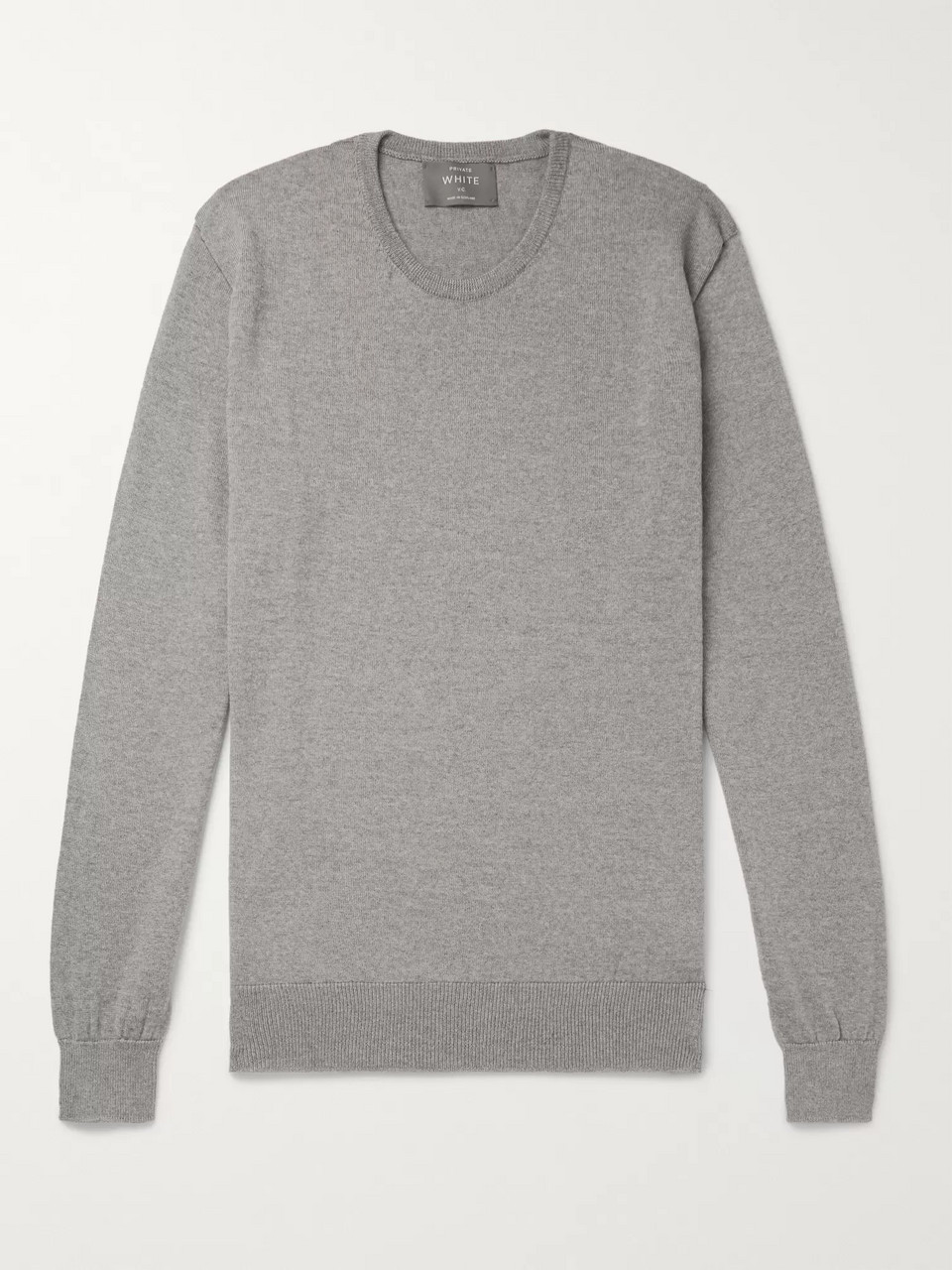 Private White V.C. + Woolmark Merino Wool Sweater