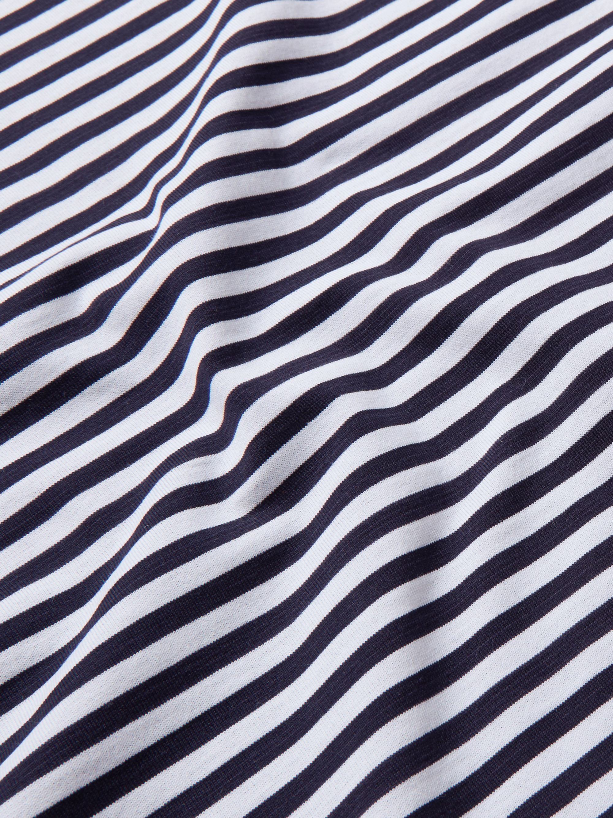 Sunspel Striped Pima Cotton-Jersey T-Shirt