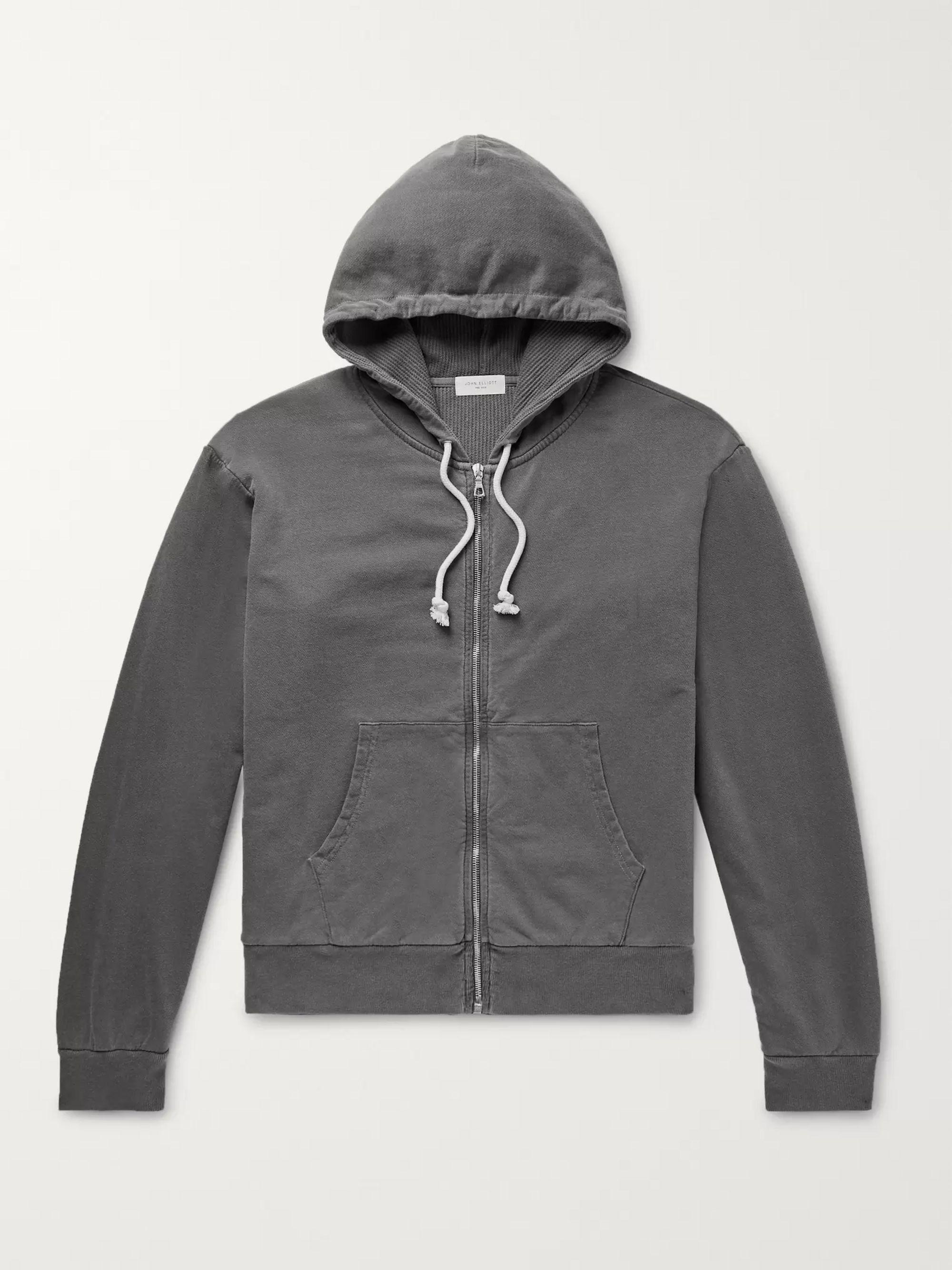 Acne Studios fade effect hoodie grey Cotton | MODES