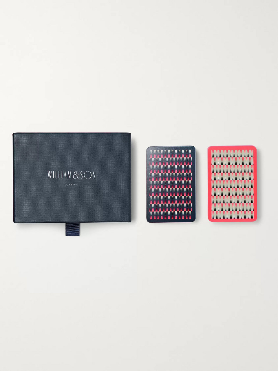 William & Son Two-Pack Playing Cards
