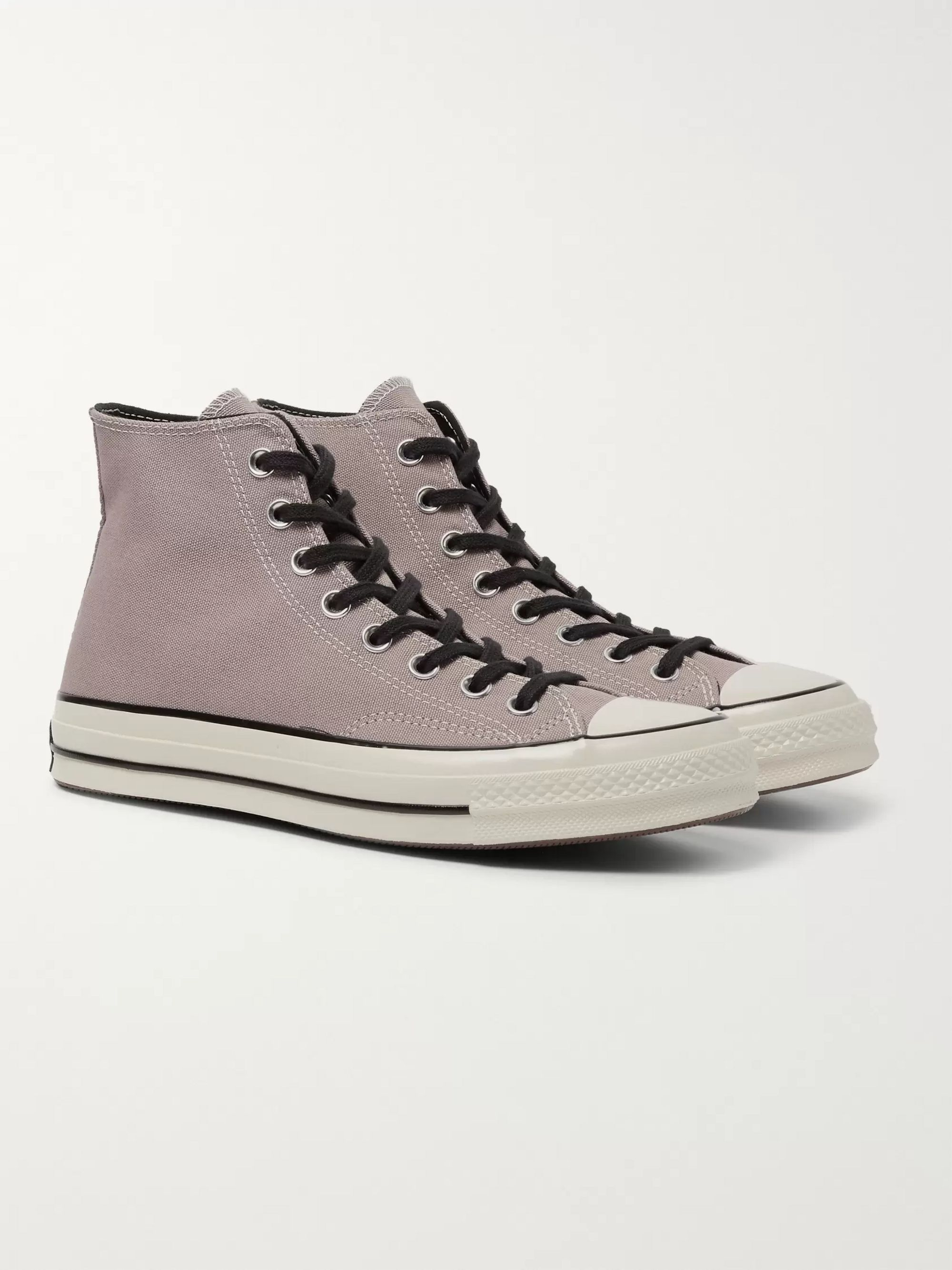 1970s Chuck Taylor All Star Canvas High Top Sneakers