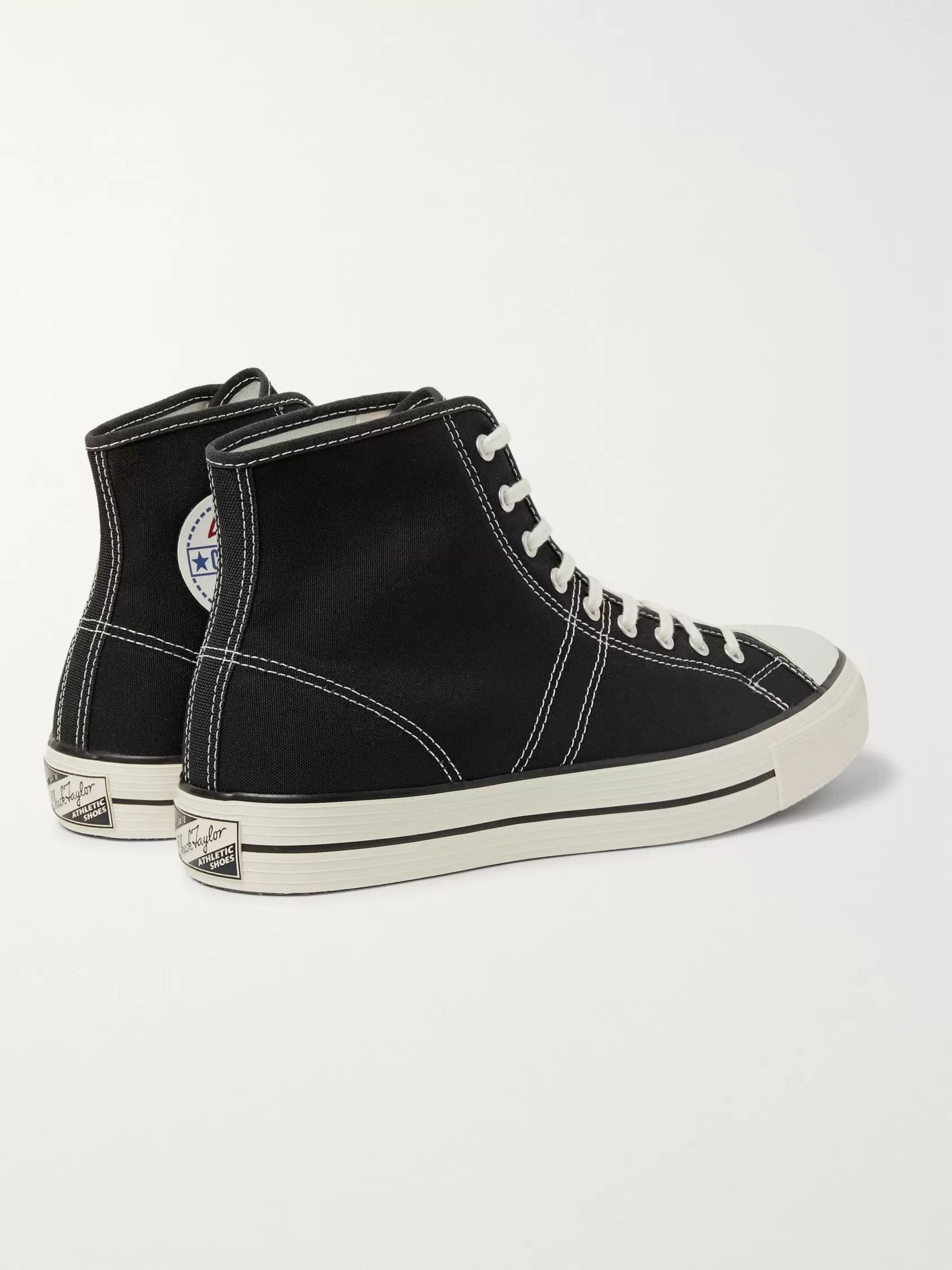 Converse Lucky Star Canvas High-Top Sneakers