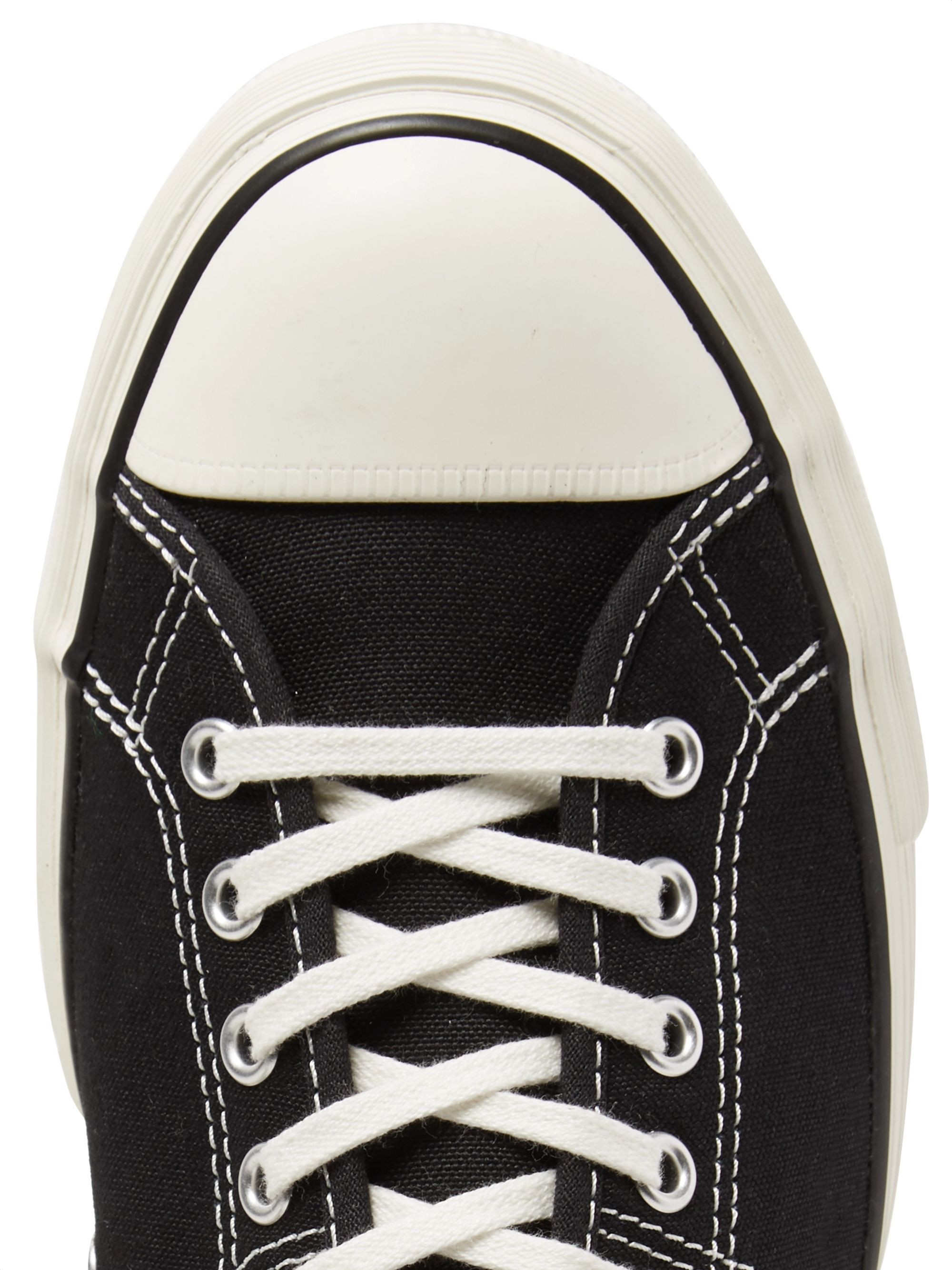 Converse Lucky Star Ox Canvas Sneakers