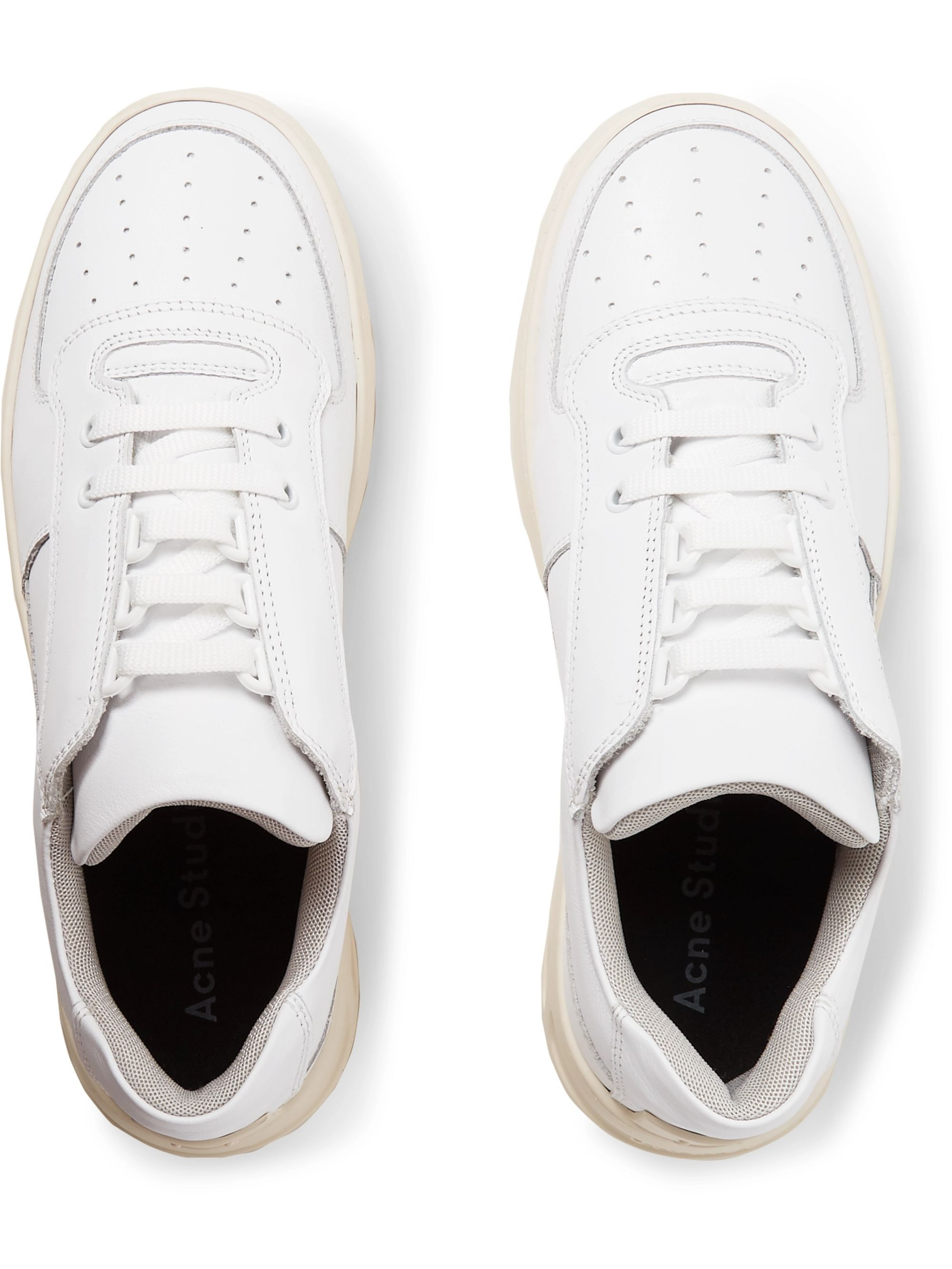 Acne Studios Perey Leather Sneakers