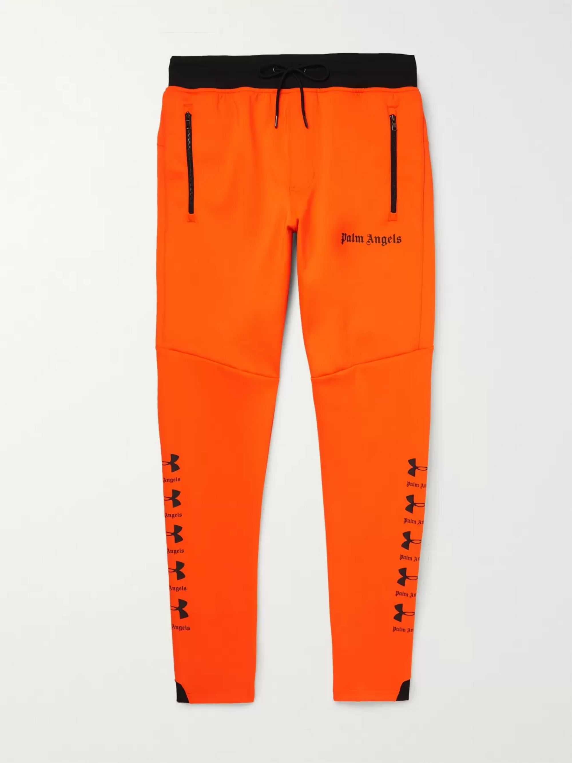 Men New Palm Angels Leisure zipper jacket sweatpants sportswear NEW