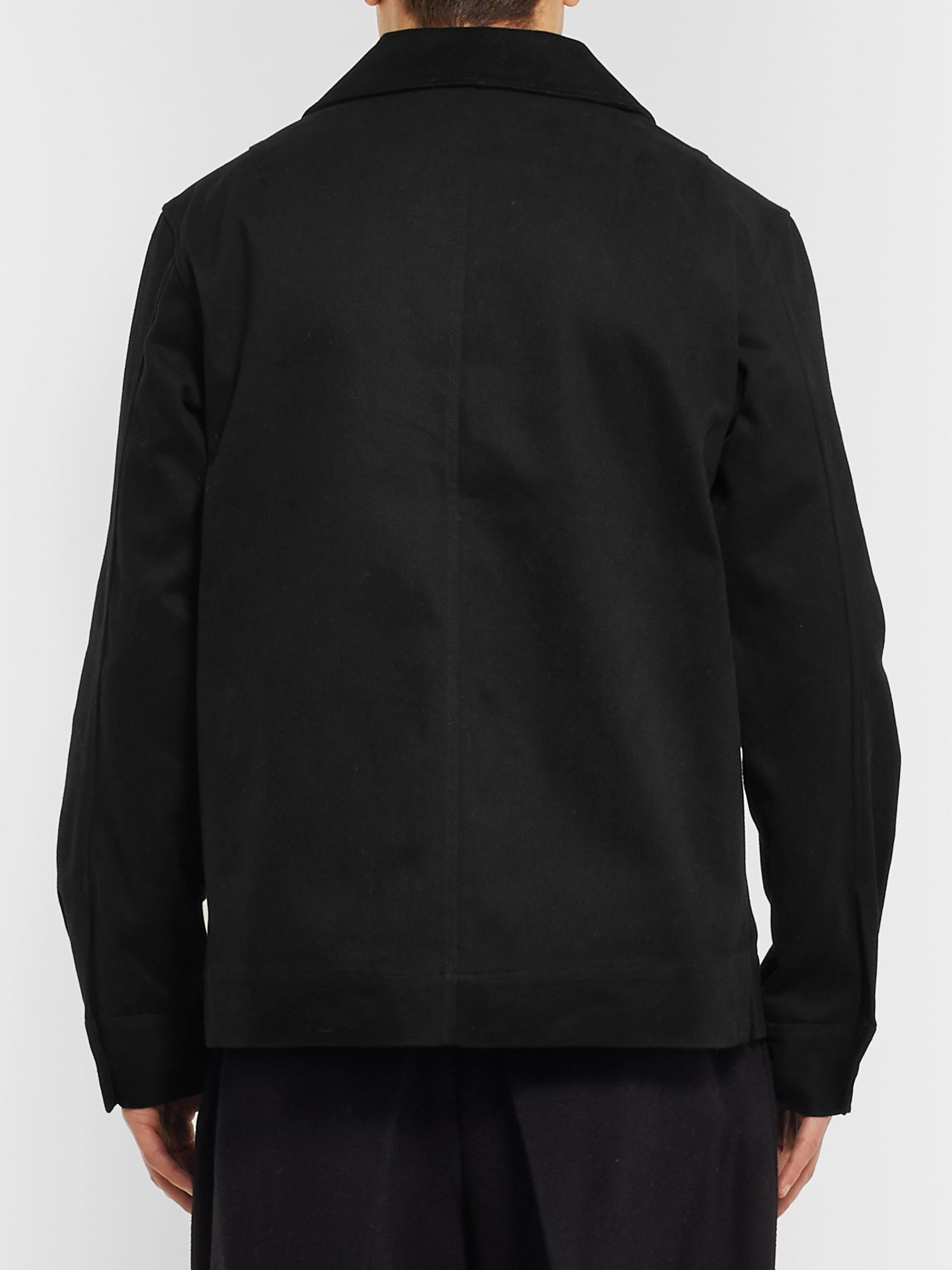 Acne Studios Omar Cotton-Drill Chore Jacket