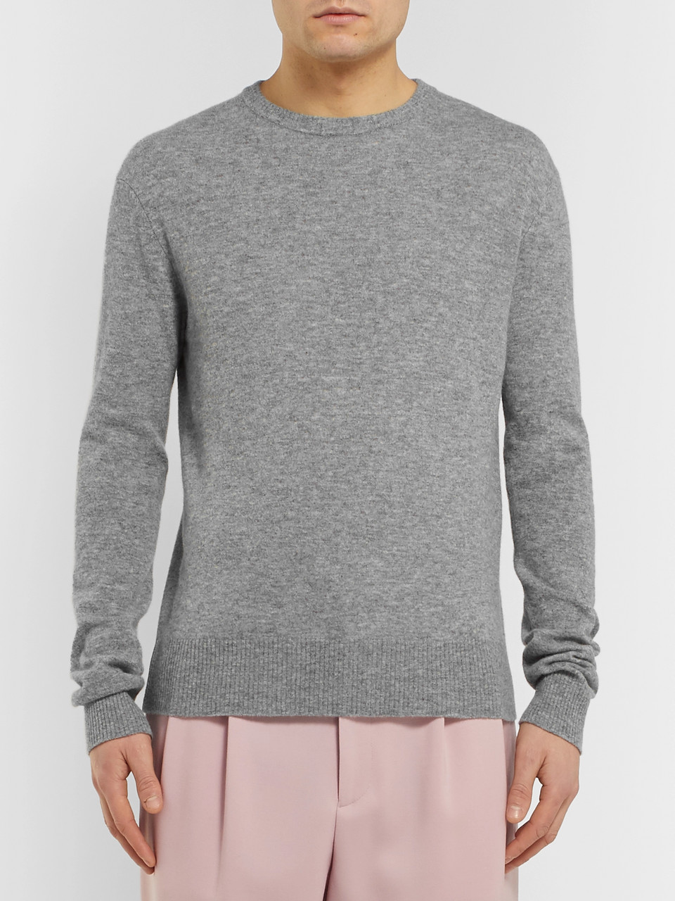 Acne Studios Niale Wool-Blend Sweater