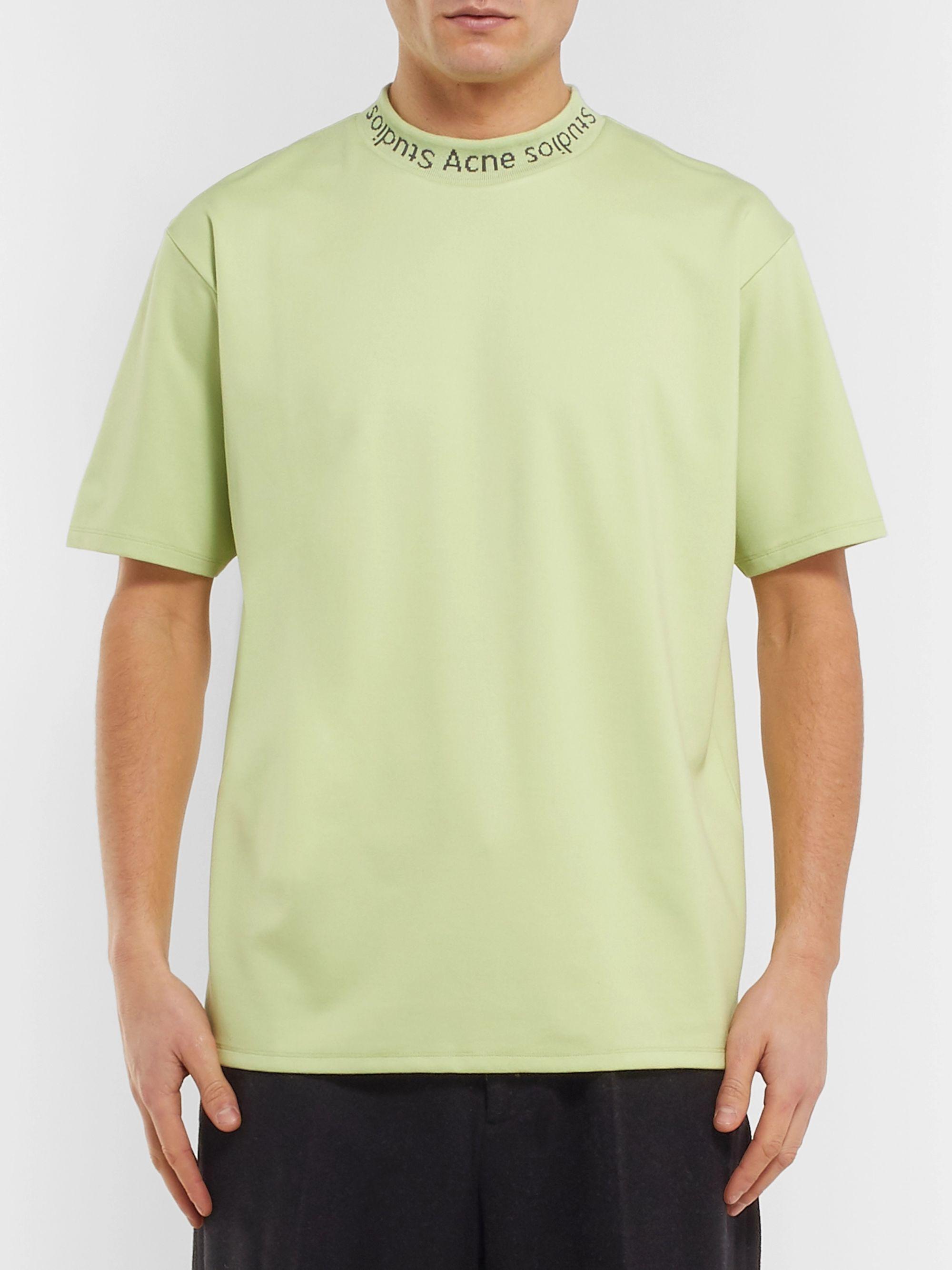 2c01fe14a11 Navid Logo-Print Jersey T-Shirt