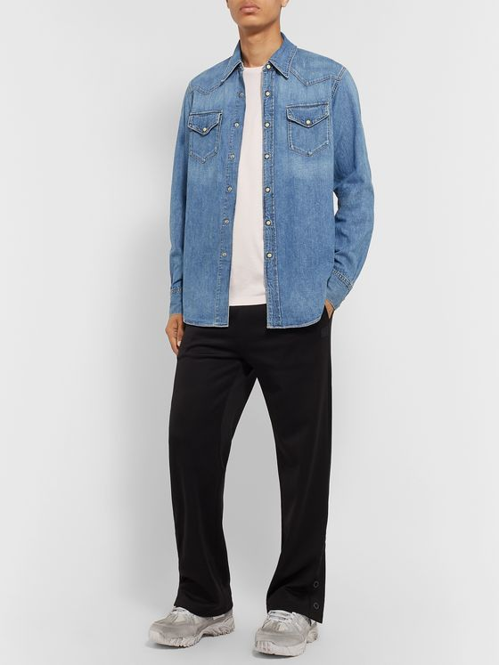 Acne Studios Denim Western Shirt