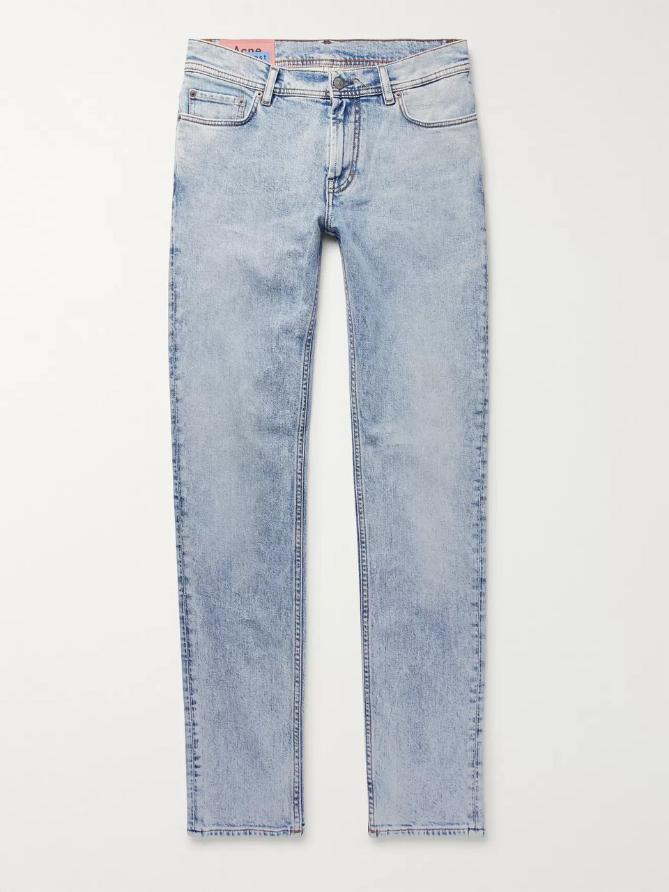 Acne Studios North Skinny-Fit Denim Jeans