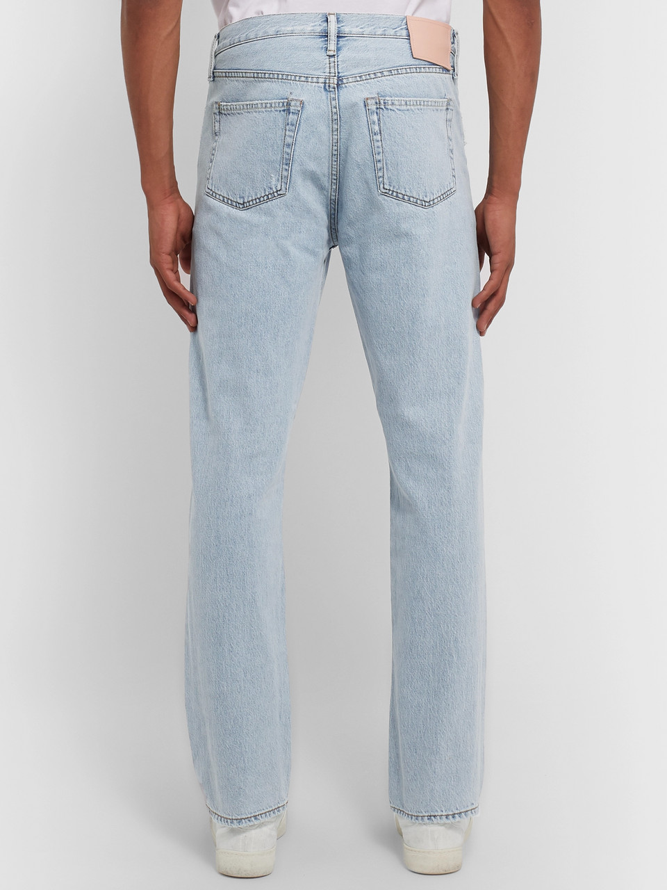 Acne Studios 1996 Stonewashed Denim Jeans