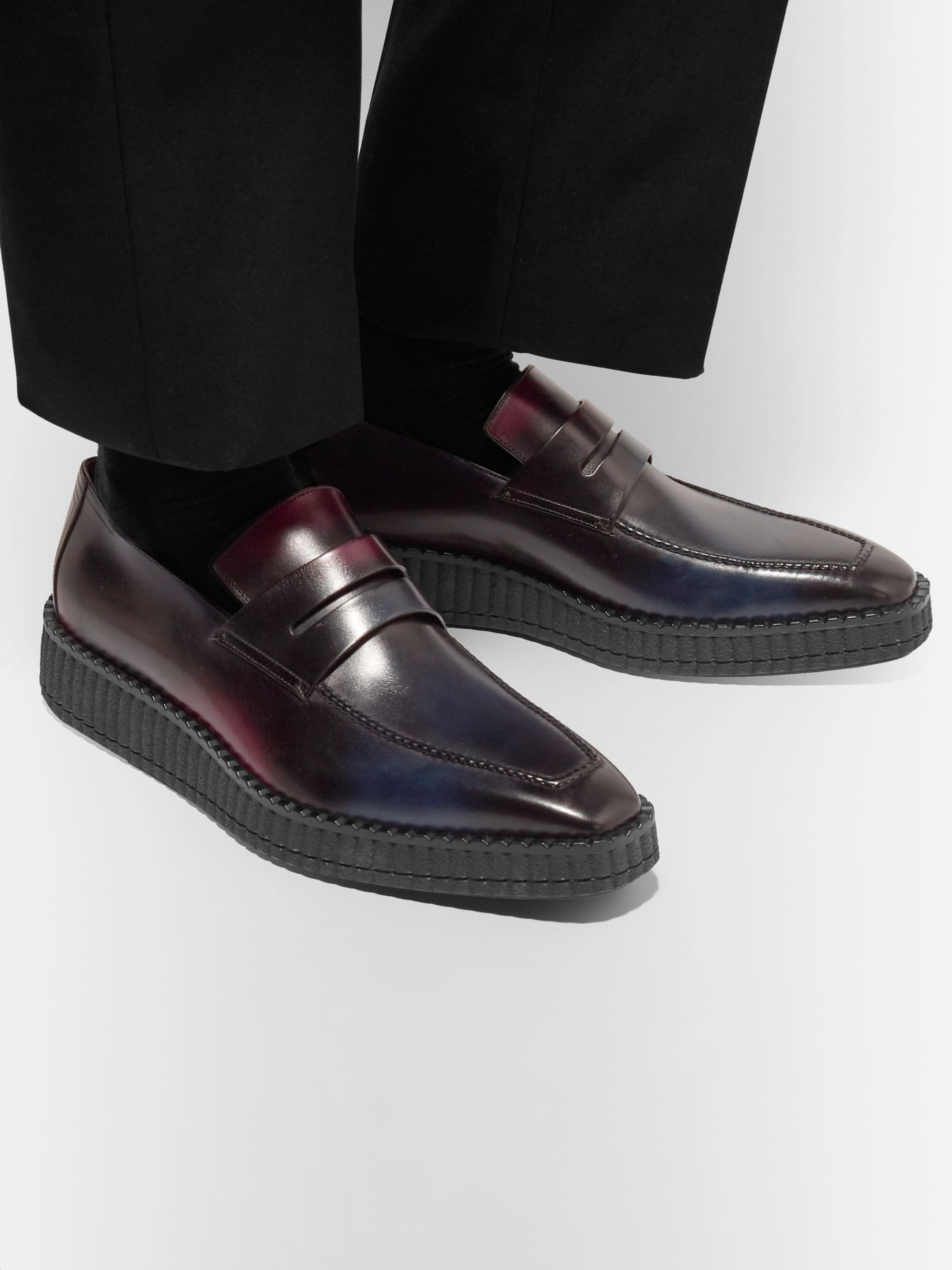 Andy Demesure Venezia Leather Loafers