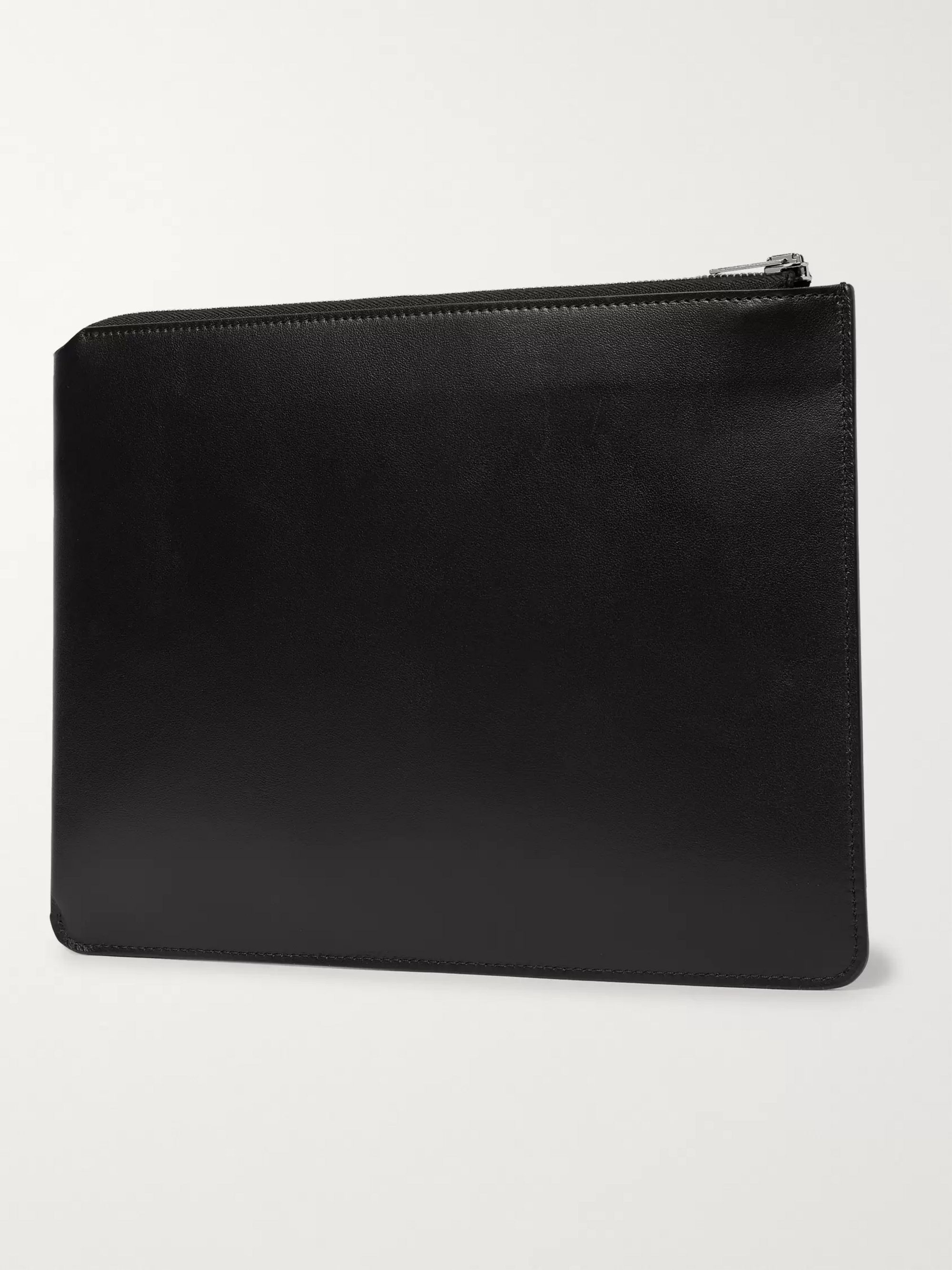 Acne Studios Leather Pouch