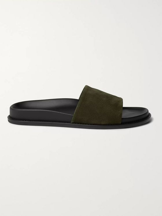 Mr P. David Suede Slides