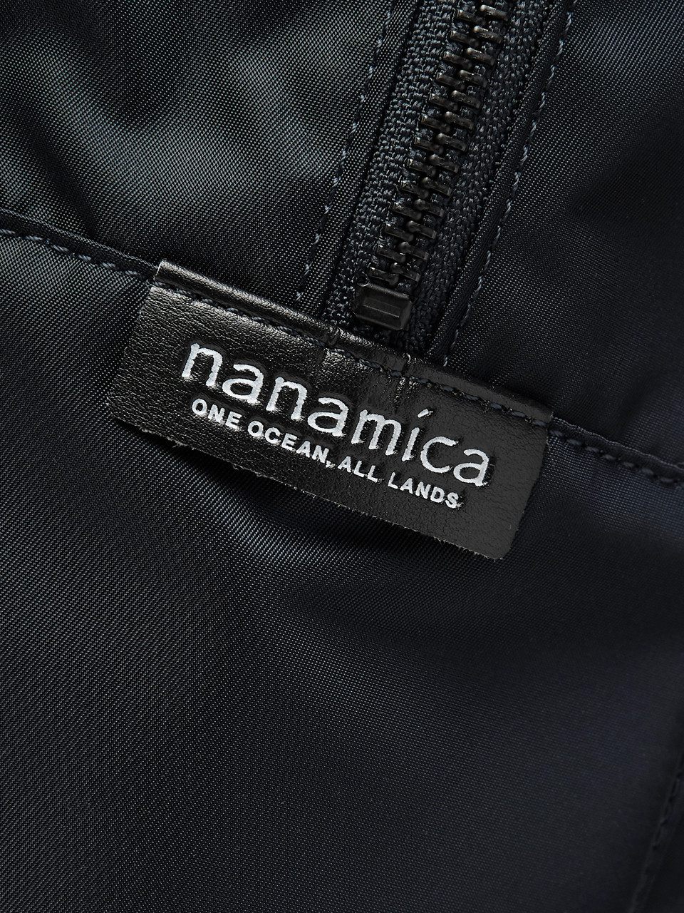 Incotex + nanamíca City Nylon Backpack