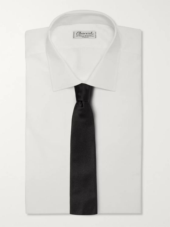 SAINT LAURENT Silk Tie