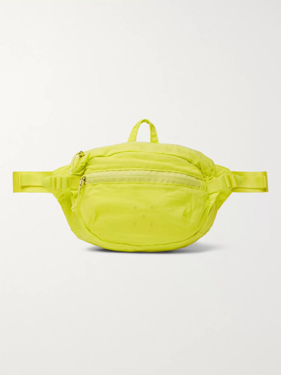 Pop Trading Company Shell Belt Bag